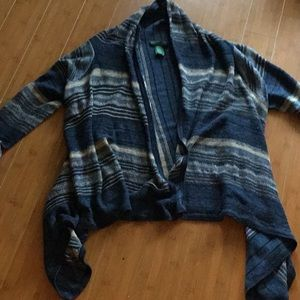 Ralph Lauren navy sweater large